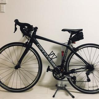 キャノンデール ロードバイク レディース ブラック 黒