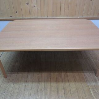 htp-461 折脚テーブル ナチュラル 机 折りたたみテーブル...