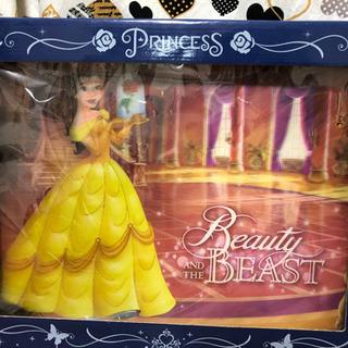 ディズニー3Dポスター★美女と野獣ベル