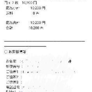 【ネット決済・配送可】森道市場2021 6/11海編2枚 チケッ...