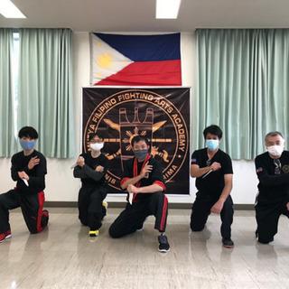 カリ(フィリピン武術)始めませんか