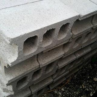 完売しました。中古コンクリートブロック②