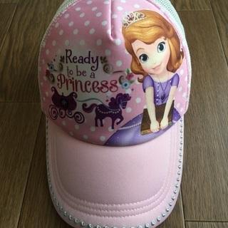 プリンセスソフィア 帽子52㎝
