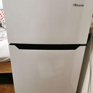 冷蔵庫ハイセンス HR-B95A