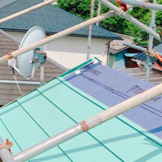 【ネット決済・配送可】屋根や外壁にいかがでしょうか?