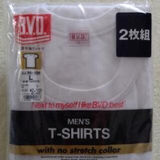 新品 BVD メンズLサイズ 2枚組