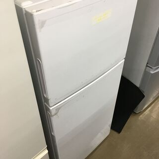 マクスゼン JR118ML01WH 冷蔵庫 2020年 中古品