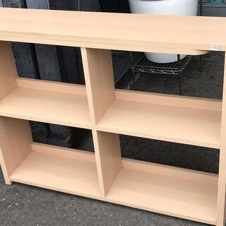 木製 シェルフ フリーラック 本棚 書棚 整理棚
