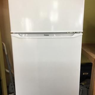 冷蔵庫 haier 85L 2019年製