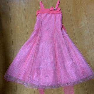 ドレス 120センチ ピンク