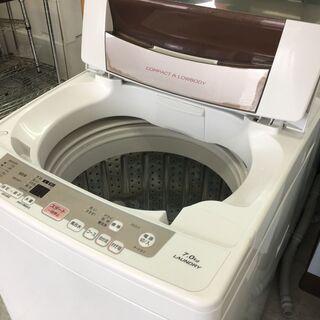アクア7.0K洗濯機 2016年製 分解クリーニング済み!