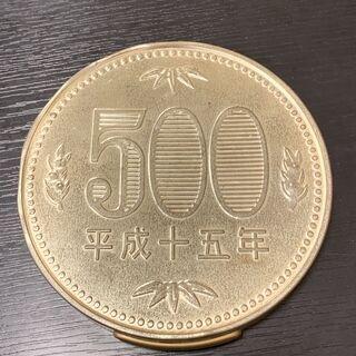 【Final discount】500円玉のインテリア お売りい...
