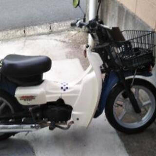 SUZUKI バーディ50 BA-43a インジェクション