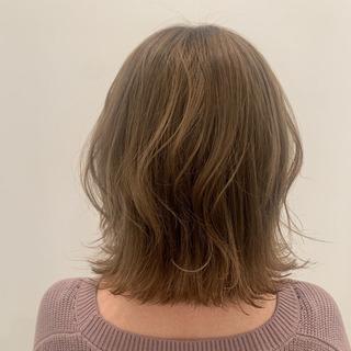 艶髪✨ハイトーンカラー+髪質改善トリートメント