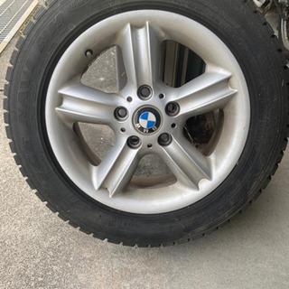 【ネット決済】BMW320   E46    スタッドレスセット...