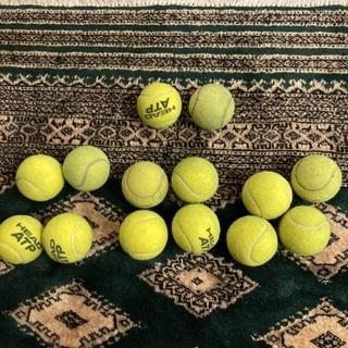 【ネット決済】中古テニスボール
