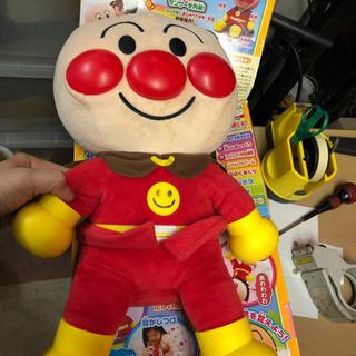 アンパンマン はじめてのおしゃべり48 知育玩具