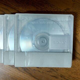 【値下げ】新品MDミニディスク8枚セット