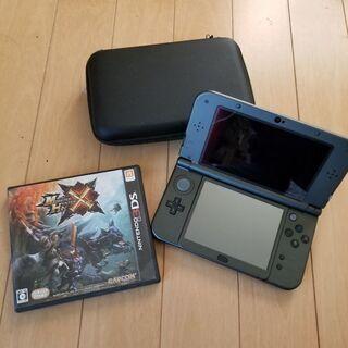 任天堂3DS LL ソフト1本