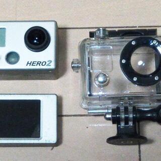 【アクセサリー・液晶モニター取り】GoPro HD HERO2(...