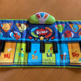 ジュニアピアノマット