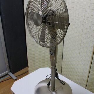ドウシシャ メタル扇風機 PIR-350 メタルハイポジションリ...