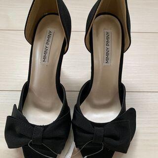 【新品・未使用】靴 ヒール その②