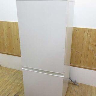 ry0017 アクア 冷凍冷蔵庫 AQR-18E 184L ホワ...