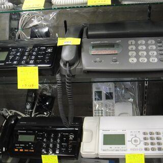 FAX電話機各種 メーカー・価格いろいろ ファックス ファクシミ...