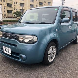 CUBE 車検付 綺麗 17万円