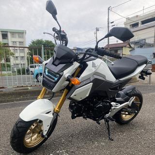 神奈川 ホンダ グロム JC75 新古車 HONDA GROM ...