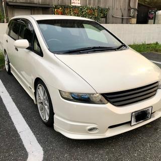 【ネット決済】車検が長い!車高調オデッセイ