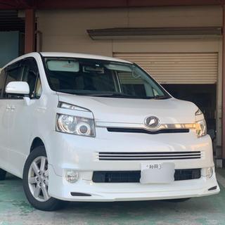 トヨタ VOXY 4WD バージョンZS 即乗りOK!