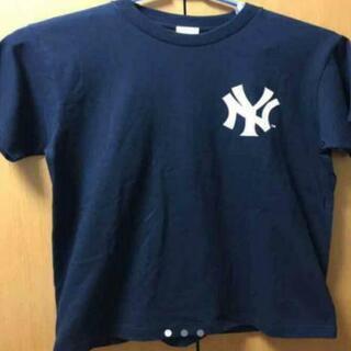 【未使用品】田中 将大 ヤンキース Tシャツ 野球