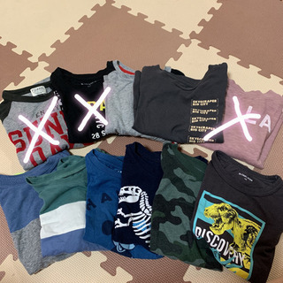 男の子 100-110  服 の画像