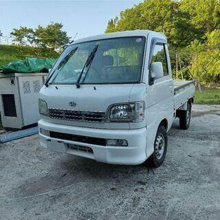 【ネット決済・配送可】ハイゼット トラック 4WD 73000km