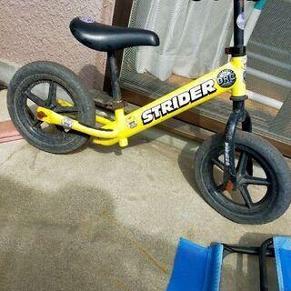 【ネット決済】ストライダー黄色