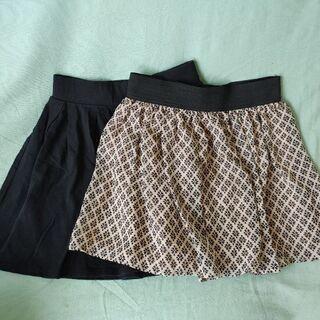 Forever21 スカート2枚組