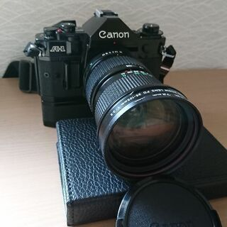Canon A-1 ジャンク