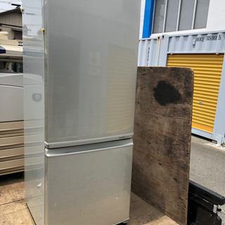 SHARP 冷凍冷蔵庫 167L