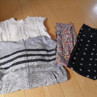 女児服まとめてセット(140〜150くらい)
