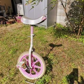 一輪車スタンド付き、16インチ