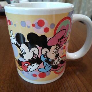 ディズニーマグカップ&スプーンセット