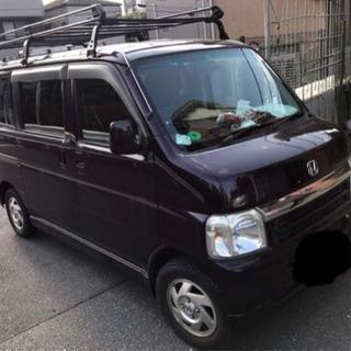 【ネット決済】★ホンダ H18年式 バモス AT ターボ 4WD...