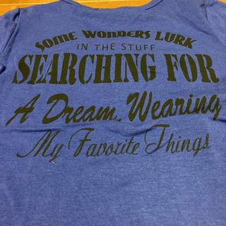 新品タグ付き しまむら Tシャツ サイズM