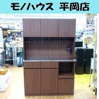 ニトリ キッチンボード ブレット 幅120×奥行45×高さ181...