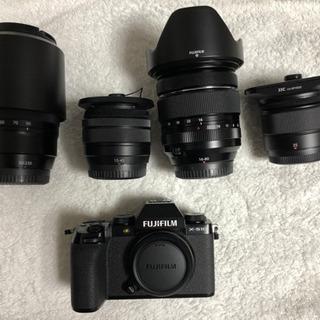 【ネット決済】富士フイルムカメラ xs10 レンズ多数