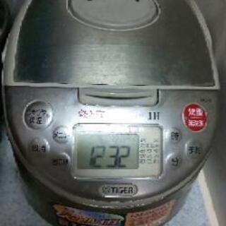 タイガー  炊飯器 炊きたて  5.5合炊き!!