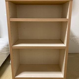 木製の棚 50✖️29.5✖️90cm