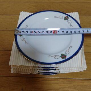 ケーキ皿5枚セット(未使用品)☺️